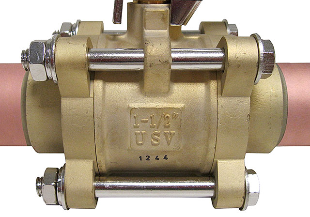 Medical Gas Ball Valves